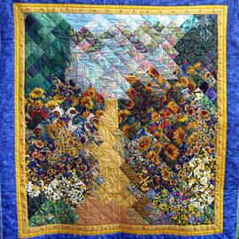 Sarah Hornsby - Sunflower path Quilt