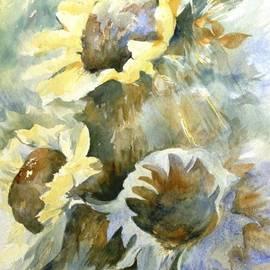 Madeleine Holzberg - Sunflowers Ill