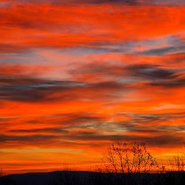 Paul Ge - Sunrise in Ithaca