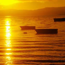 Jeff  Swan - Sunrise Near Liliwaup