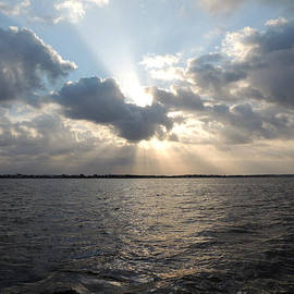 Marilyn Holkham - Sunrise Over Keaton Beach