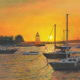 Stuart B Yaeger - Sunrise Sunset