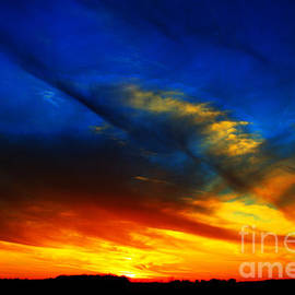 Jamie Rabold - Sunset at 70mph