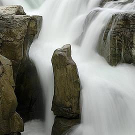 Bob Christopher - Sunwapta Falls 2