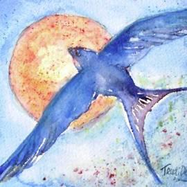 Trudi Doyle - Swallows Return