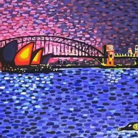 Alan Hogan - Sydney Harbour