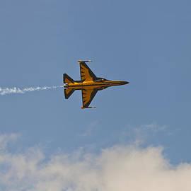 Maj Seda - T-50 Jet