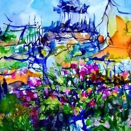 Wanvisa Klawklean - Tabernacle courtyard Jessada Bodin