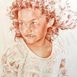 Miki De Goodaboom - Tahitian Girl