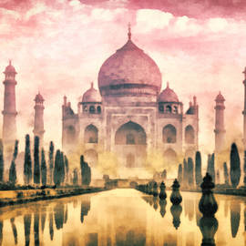 Mo T - Taj Mahal