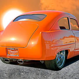 Stephen Warren - Tangerine Sunset