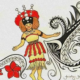 Kristy Mao - Taupou Samoa