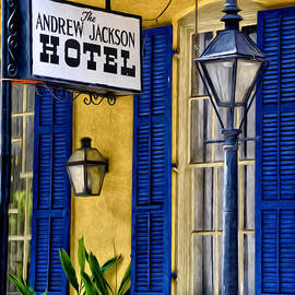 Bill Cannon - The Andrew Jackson Hotel - New Orleans