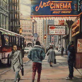 James Guentner - The Art Cinema In The 80s.