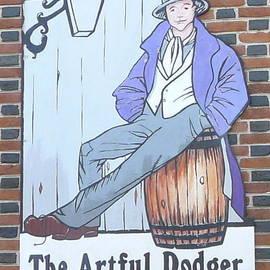 Richard Reeve - The Artful Dodger