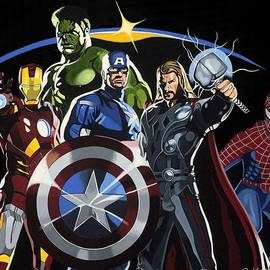 Darrell Hopkins - The Avengers