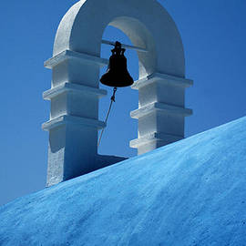 Vivian Christopher - The Bell Tower in Mykonos