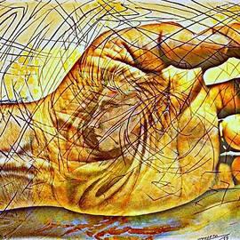 Paulo Zerbato - The Body As The External Representation Of Internal Reality