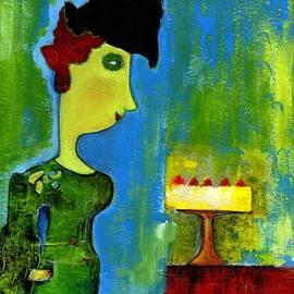 Agnes Trachet - the cake