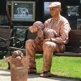 Dennis Pintoski - The Dog and Me