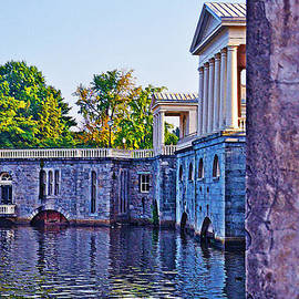 Bill Cannon - The Fairmount Waterworks in Philadelphia