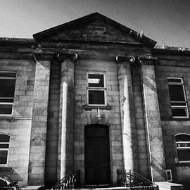 Joe Fox - the former west parish church now apartments huntly street inverness highland scotland uk