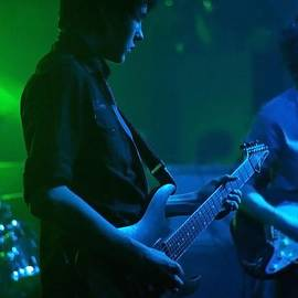 Ronnie Reffin - The Guitarist
