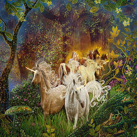Steve Roberts - The Last Unicorns
