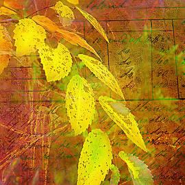 Judi Bagwell - The Leaves of Yesteryear