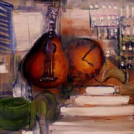 Evelina Popilian - The Mandolin