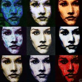 Gun Legler - The many faces of Eve