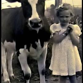 Tisha McGee - The Milking Cow