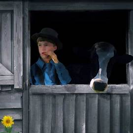David Dehner - The Old Bell Cow