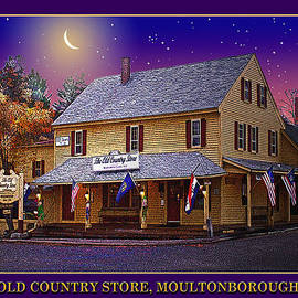 Nancy Griswold - The Old Country Store Moultonborough NH