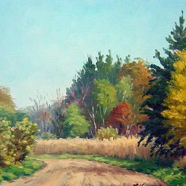 Rick Hansen - The Old Park Road