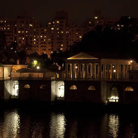 Bill Cannon - The Philadelphia Waterworks All Lit Up