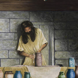Mary Ann King - The Potter