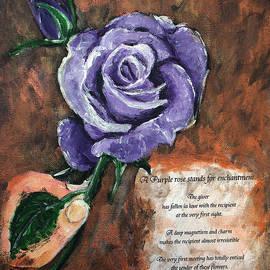 Elisabeth Dubois - The Purple Rose