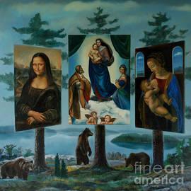 Jukka Nopsanen - The Shrine of three Bears