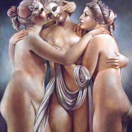 Geraldine Arata - The Three Graces