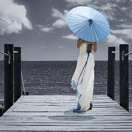 Christopher and Amanda Elwell - The Turquoise Parasol