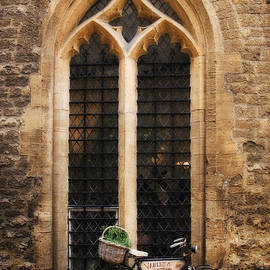 Jay Taylor - The Vaults Garden Cafe Bicycle in Oxford England