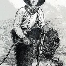 Karon Melillo DeVega - The Wrangler