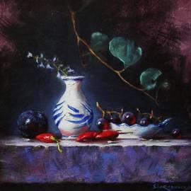 Howard Searchfield - Three chillies