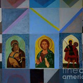 Jukka Nopsanen - Three Icons