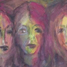 Judith Redman - Three Sisters