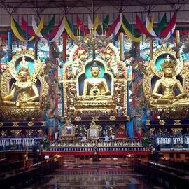 KarishmaticArt -  Karishma Desai - Tibetan Temple