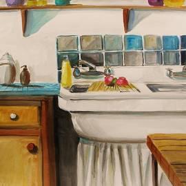 John  Williams - Tile and Porcelein