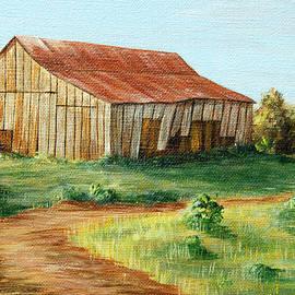 AnnaJo Vahle - Tobacco Barn