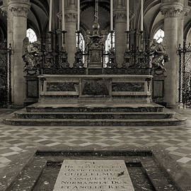 RicardMN Photography - Tomb of William the Conqueror